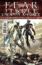 Fear Itself Uncanny X-Force Vol 1 2