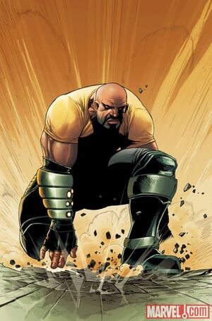 Luke Cage (Earth-616) 0001