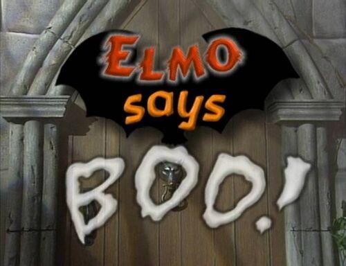 Elmo says boo trailer