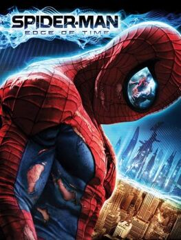 Spider-Man-Edge-of-Time-Box-Art