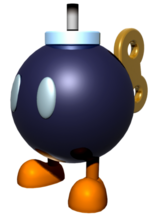MKDD Bob-omb