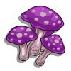 Purple Toadstool-icon