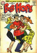 Adventures of Bob Hope Vol 1 47