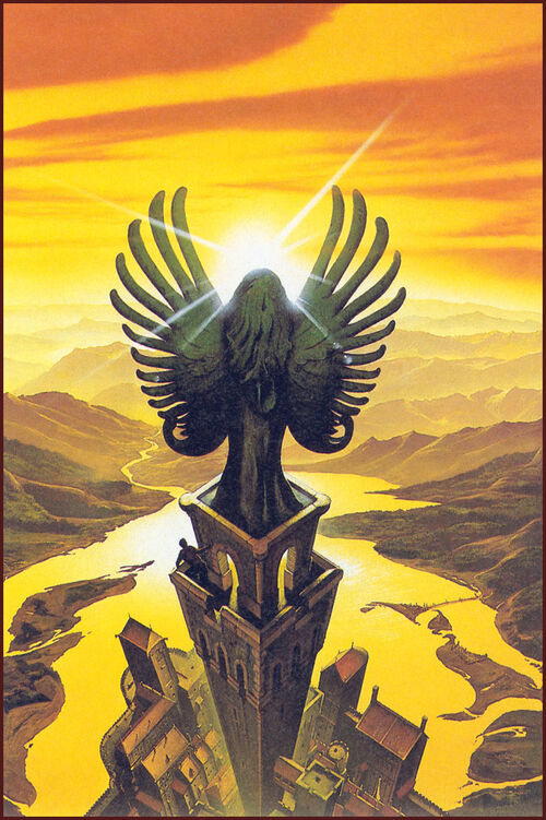 Green Angel Tower Memory Sorrow and Thorn Wiki
