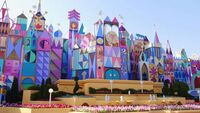 'it's a small world' at TDL