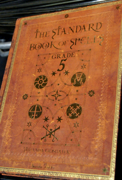 Standard Book of Spells Grade 5
