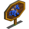 Blue Dragon Mastery Sign-icon