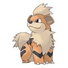 058Growlithe
