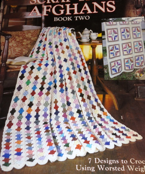 Wrap up With 25 Crochet and Knitting Afghan Patterns from Red