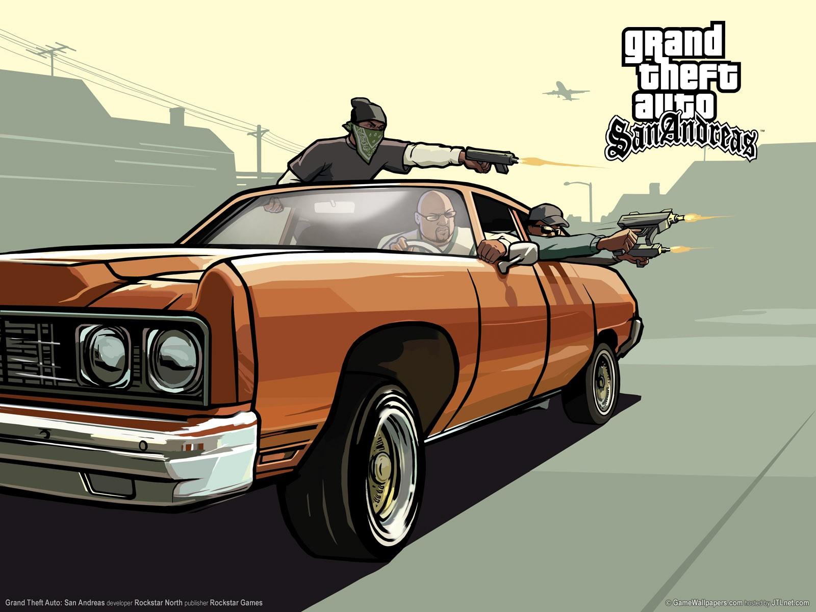 Коды к GTA: San Andreas