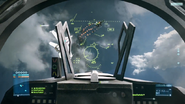 BF3 dogfight looks like they got one
