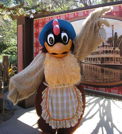 Clara Cluck DLP