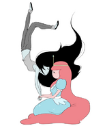 Bonnibel and Marceline - Friendship - by Natasha
