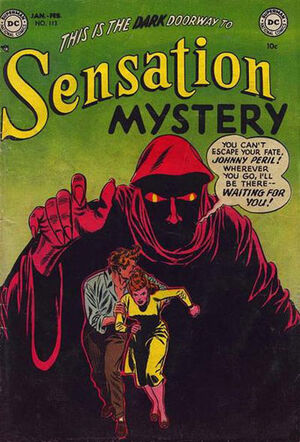 Cover for Sensation Mystery #113