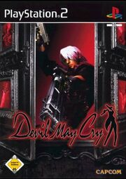Devil May Cry - Portada