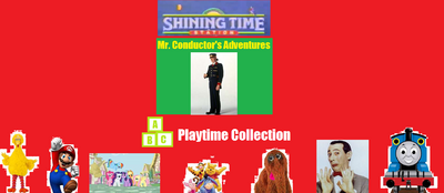 Mr. Conductor's Adventures Playtime