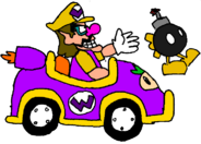 Wario Kart 8