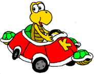 Koopa Kart 8