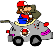 Mini Mario Kart