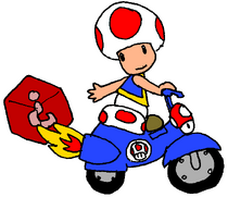 Toad Kart