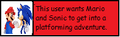 Userbox Mario Sonic Adventure.png