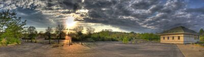 Hdr pano parking