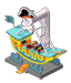 Pirate Ship Ride-icon