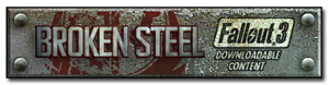 Broken steelbannerpl