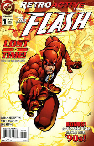 Cover for DC Retroactive: The Flash #1