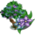 Big Star Flower Tree-icon