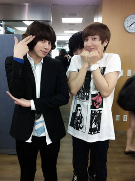 20110818 heechul yesung leeteuk