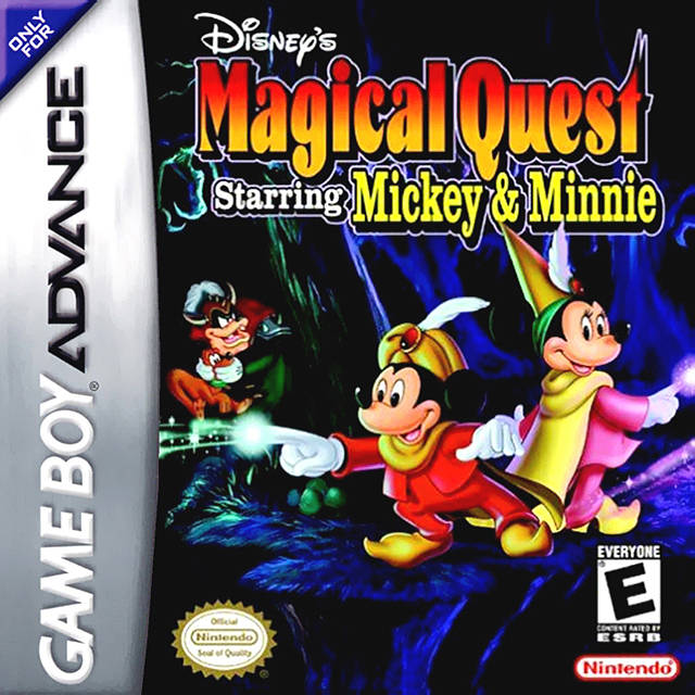 The Magical Quest starring Mickey Mouse - Disney Wiki