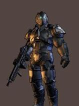 Upgraded Crackdown 2 Agent