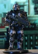 Fully Upgraded Crackdown 2 Agent