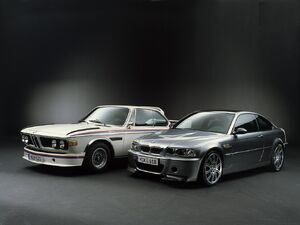 Bmw m3 csl 2001 03 m