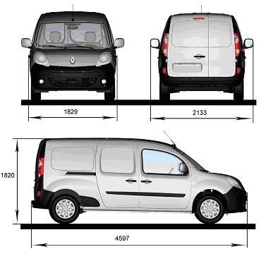 image renault kangoo maxi autopedia the free automobile encyclopedia. Black Bedroom Furniture Sets. Home Design Ideas
