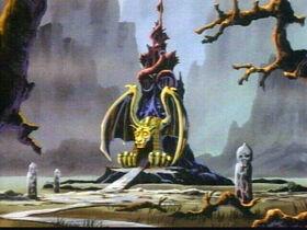 Thundercats Castle on Castle Plun Darr   Thundercats Wiki