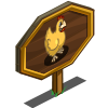Orpington Chicken Mastery Sign-icon