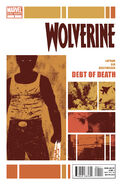 Wolverine Debt of Death Vol 1 1
