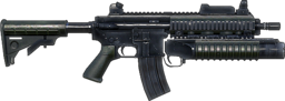 BFBC2 M416 ICON