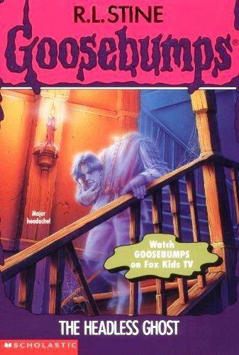 The Headless Ghost - Goosebumps Wiki  The Headless Gh...