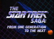 The Star Trek Saga