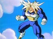 Trunks (Super Saiyan 2nd grade)