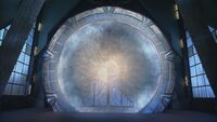 Stargate-shield