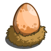 Common Orange Aviary Egg-icon