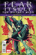 Fear Itself Monkey King Vol 1 1