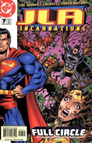 Cover for JLA Incarnations #7