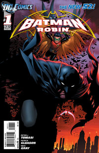 Batman and Robin Vol 2 1