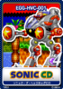 Sonic CD 10 Dr. Robotnik