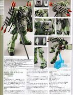 Geara Zulu Guards Type 2